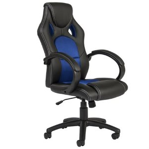 Executive Racing PU Leather Office Chair
