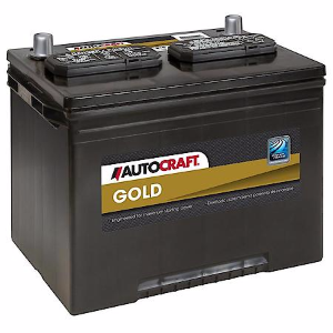 AutoCraft Gold Battery