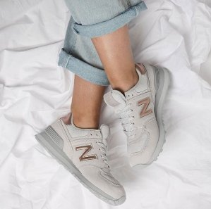 15% Off! Dealmoon Exclusive!574 Sneakers On Sale + Free Shipping @ New Balance