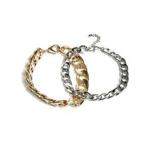 Chain Bracelet Set | GuessFactory.com