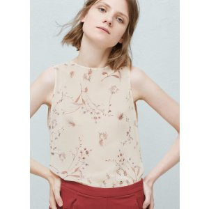 Floral print top - Women | OUTLET USA