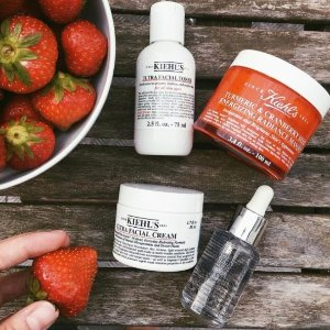 Free 6-pc GiftWith Any $85 Kiehl's Purchase  @ Lord & Taylor