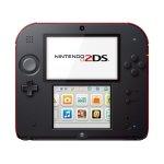 Nintendo 2DS (Crimson Red) Manufacturer refurbished