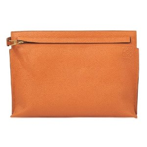 T Pouch Loewe Brown - Monnier Frères