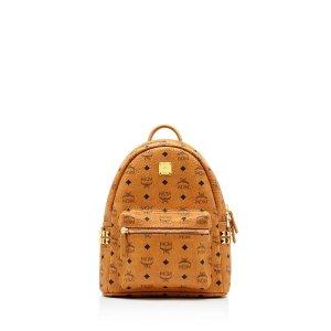 MCM Stark Side Stud Small Backpack | Bloomingdale's