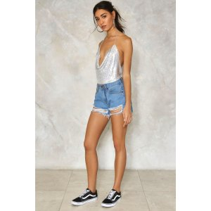 On the Cowl Crop Top   Shop Clothes at Nasty Gal!