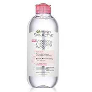 Garnier 卡尼尔多合一温和卸妆洁肤水
