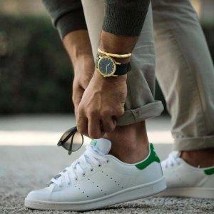 低至6折+免邮 全民开放adidas男款鞋履,服饰周年庆促销 最新迷彩系列任你挑