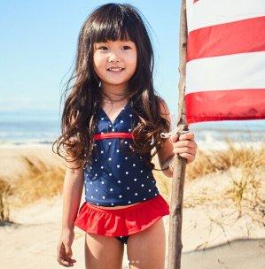 60% Off All-American Styles Kids Apparel Sale @ OshKosh BGosh