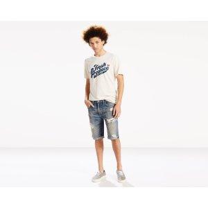 511™ Slim Cut-Off Shorts   Beachfire  Levi's® United States (US)