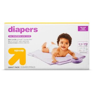 Diapers Giant Pack (Select Size) - up & up™
