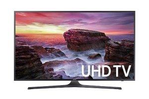 $799Samsung Electronics UN65MU6290FXZA 65-Inch 4K Ultra HD Smart LED TV