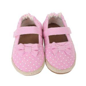 Buttercup Espadrille Baby Shoes, Soft Soles