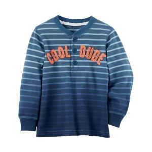 Long-Sleeve Cool Dude Henley