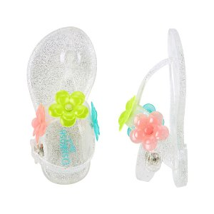 Toddler Girl OshKosh Embellished Jelly Sandals | OshKosh.com