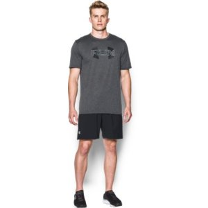 Men's UA Run Overlap T-Shirt | Under Armour US
