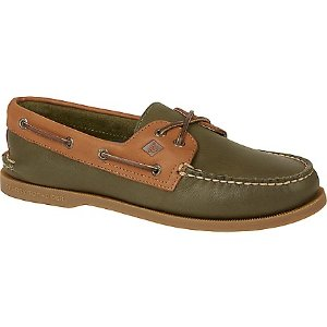 Authentic Original Cross Lace Boat Shoe