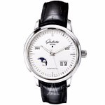 Glashutte Men's Senator Perpetual Calendar Watch Model: 100-02-13-02-04