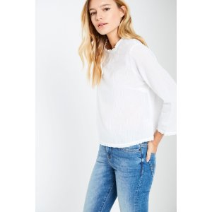CASTLEY EMBROIDERED TOP | JackWills US