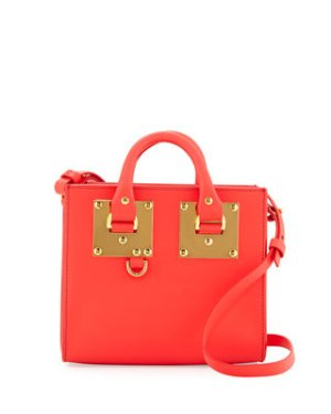 25% Off + Up to Extra 35% Off Sophie Hulme Albion Box Tote Bag @ Neiman Marcus