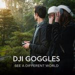 DJI Goggles VR Set for DJI Drones