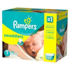 Spen $50 Get $10 Gift Cardon Baby Care @ Target.com