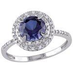 精选新娘系列钻石、宝石戒指 女人最好的朋友