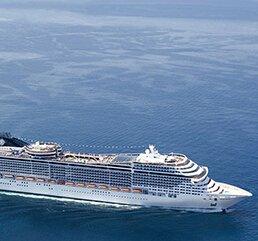 $399.5+7-night Caribbean Cruise with MSC Cruises