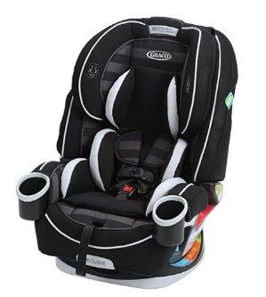 $299.97Graco 4Ever Extend2Fit 4合1可调节婴幼儿车用安全座椅