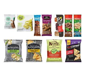 $9.99Snack Sample Box (get a $9.99 credit toward future purchase of select snack products)