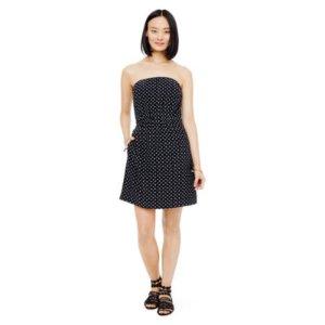 Womens | Cocktail | Adeline Strapless Dress | Club Monaco