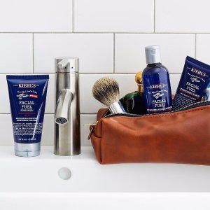 Extra 15% OFFClinique Kiehl's Clarins Men's Skin Care Sale