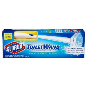 Clorox ToiletWand Disposable Toilet Cleaning System : Target