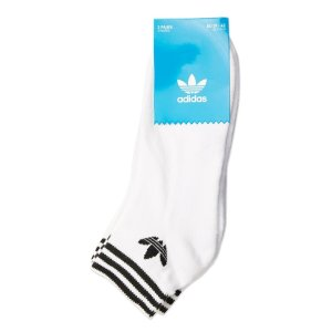 Trefoil Ankle Socks by Adidas Originals