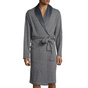 UGG Robinson Lightweight Double-Knit Fleece Robe