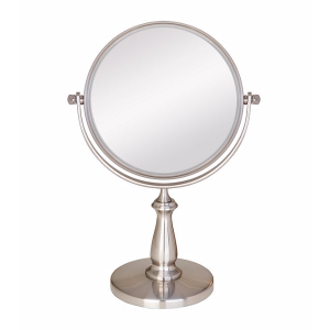 Zadro Two Sided Vanity Swivel Mirror with 8x Magnification | Bon-Ton