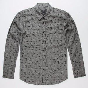 SHOUTHOUSE Havoc Mens Shirt 285550115 | L/S Shirts