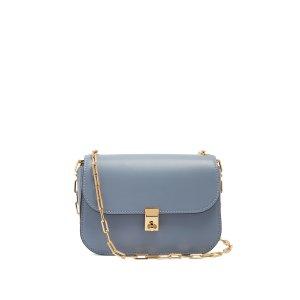 Link-chain leather cross-body bag | Valentino | MATCHESFASHION.COM US