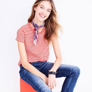 Extra 50% OffClearance @ J.Crew Factory