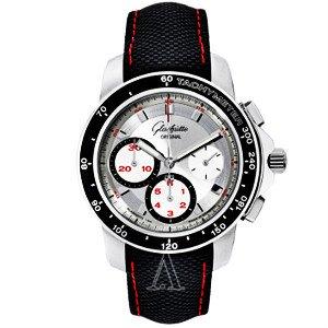 Glashutte Men's Sport Evolution Chronograph Watch Model: 39-31-46-03-03