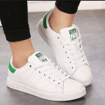 adidas Stan Smith Big Kids Shoes (fit for women)