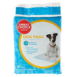 Grreat Choice® Dog Pads | dog Potty Training | PetSmart