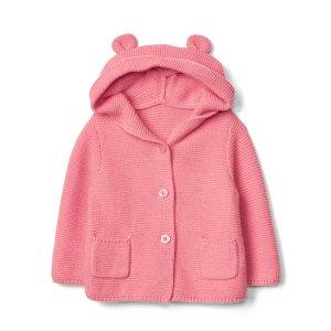 Bear garter hoodie | Gap