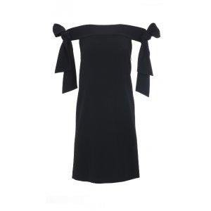 Shoulder Tie Dress - Sale   Official Site