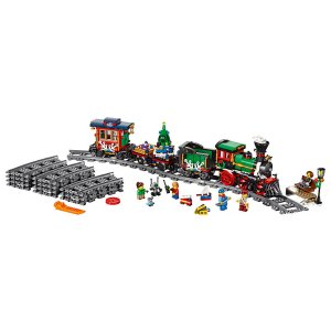 Winter Holiday Train - 10254 | Creator Expert | LEGO Shop