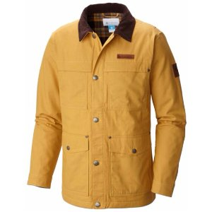 Men's Loma Vista Insulated Water Resistant Flannel Jacket | Columbia