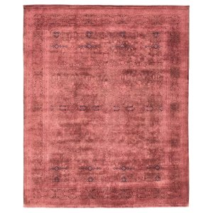 Color Reform Spectrum Overdyed Rug - 8'x9'11