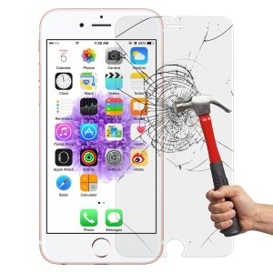 As low as $2.39 Tempered Glass Screen Protector for Iphone (3pack)and Ipad (2pack)