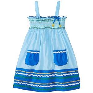 Girls Smocked Summer Sundress | Sale Dresses Starting At $25 Girls