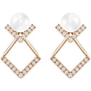 Edify Pierced Earrings